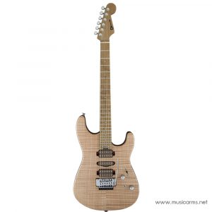 Face cover กีต้าร์ Charvel Guthrie Govan Signature HSH Flame Maple