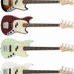 Fender American Performer Mustang Bass ขายราคาพิเศษ