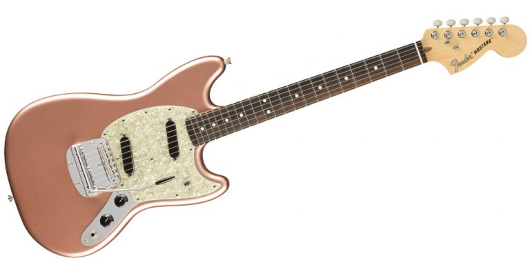 Fender American Performer Mustang ขายราคาพิเศษ
