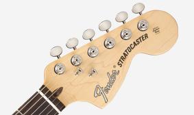 Fender American Performer Stratocaster HSSบลิช
