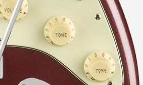 Fender American Performer Stratocaster HSSระบบ