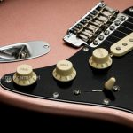 Fender American Performer Stratocaster Penny pickup ขายราคาพิเศษ