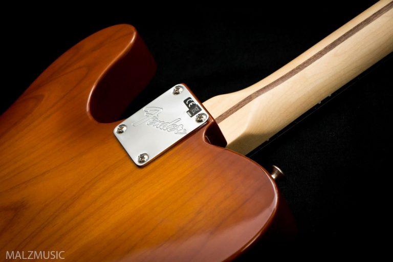 Fender American Performer Telecaster ด้านหลัง ขายราคาพิเศษ