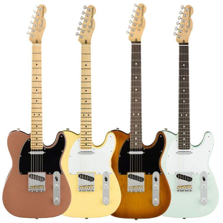 Fender American Performer Telecaster ALL ขายราคาพิเศษ
