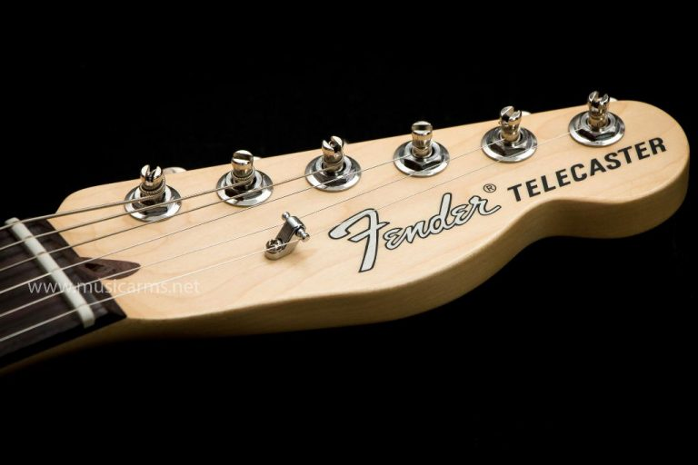 Fender American Performer Telecaster headstock ขายราคาพิเศษ