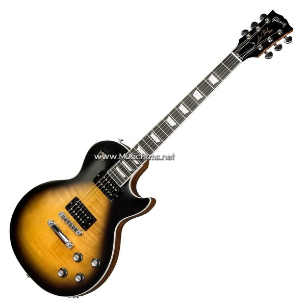 Gibson Les Paul Signature Player Plus 2018 Satin Vintage Sunburst ขายราคาพิเศษ