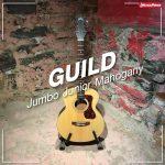 Guild Jumbo Junior Mahogany