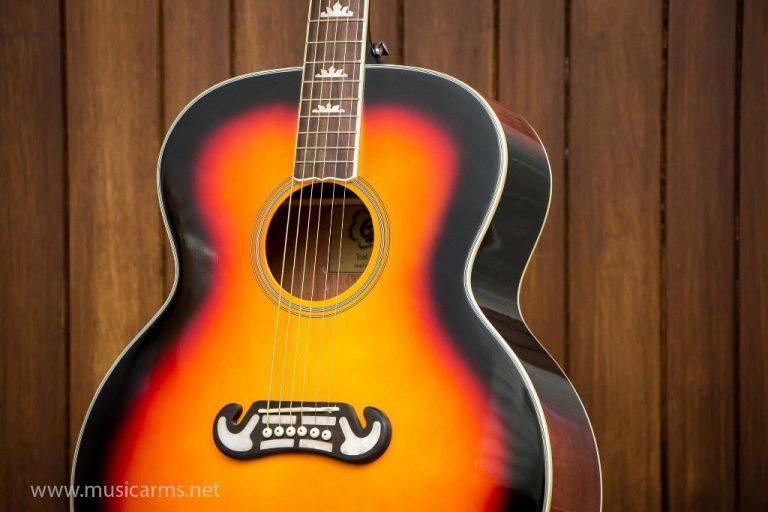 Gusta JG10 สีซันเบิร์ส guitar ขายราคาพิเศษ