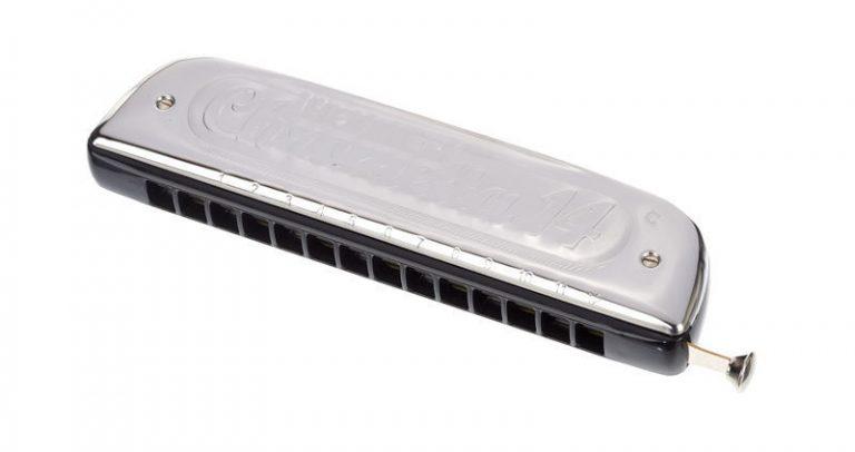 เมาท์ออร์แกน Hohner Chrometta 14 ช่อง ขายราคาพิเศษ