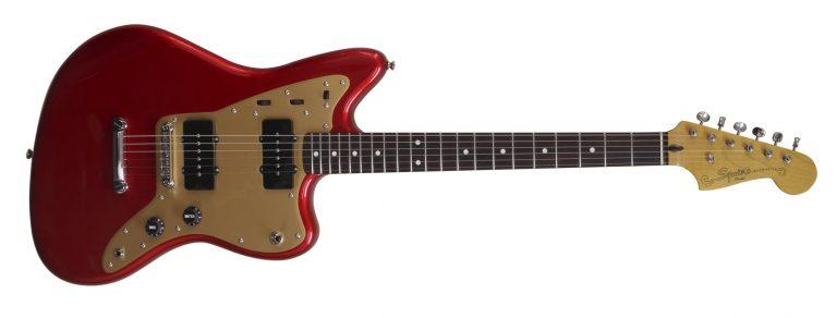 กีต้าร์ Squier Deluxe Jazzmaster ขายราคาพิเศษ