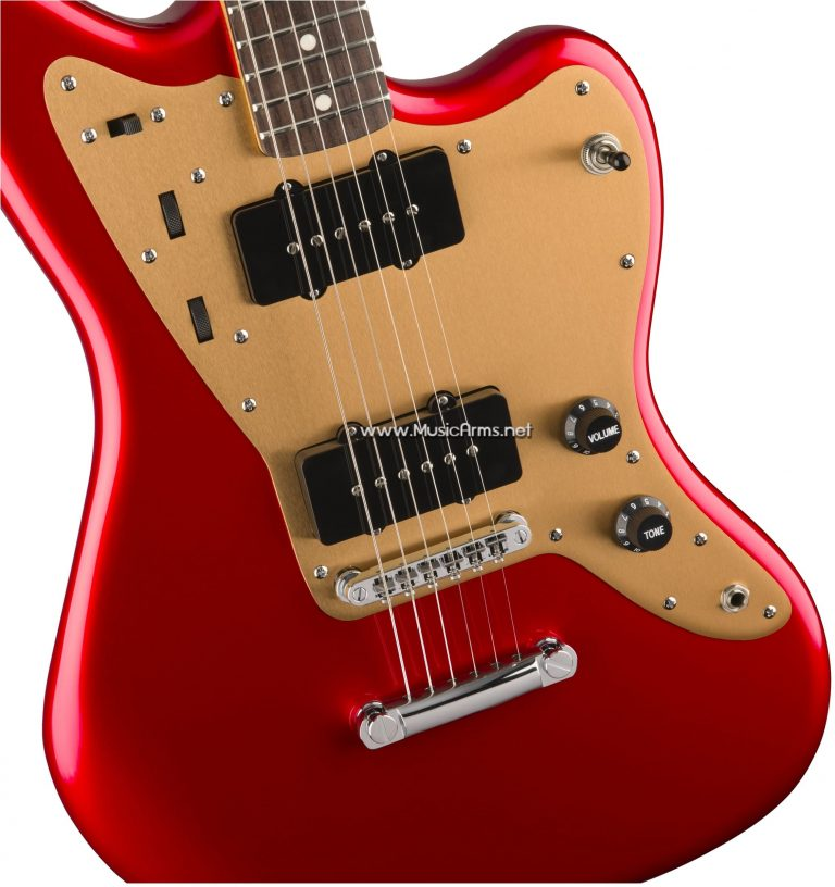 Squier Deluxe Jazzmasterตัว ขายราคาพิเศษ