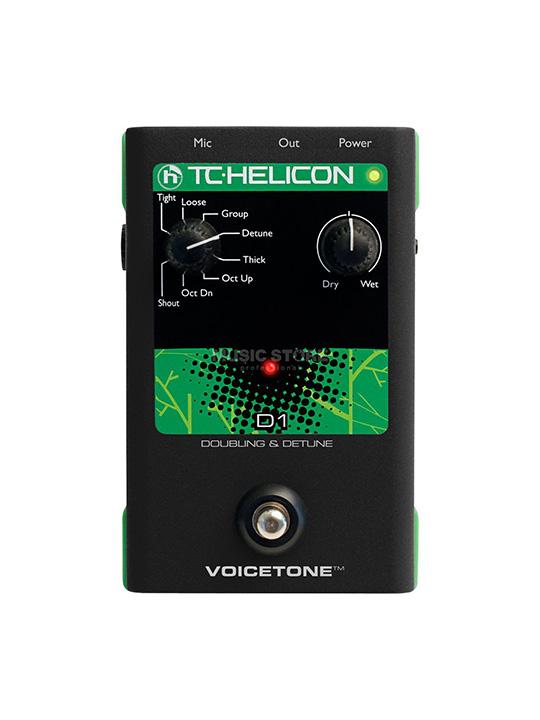 TC VOICETONE D1