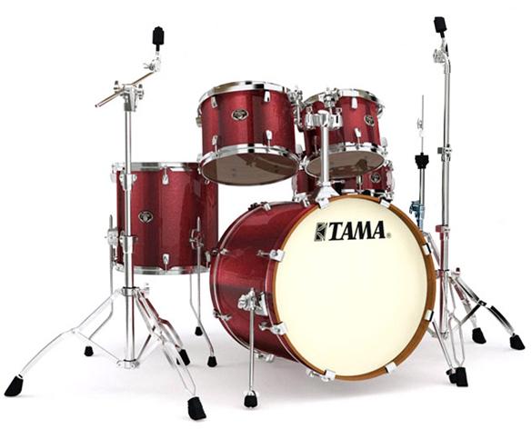 กลองชุด Tama Silverstar VD52VS ขายราคาพิเศษ