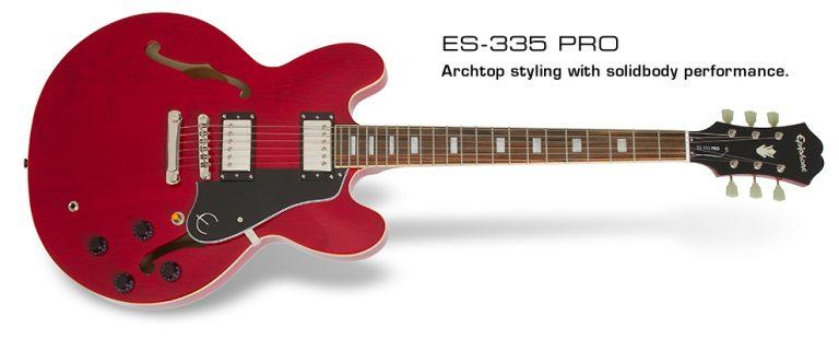 กีต้าร์ Epiphone LTD ES-335 Pro ขายราคาพิเศษ