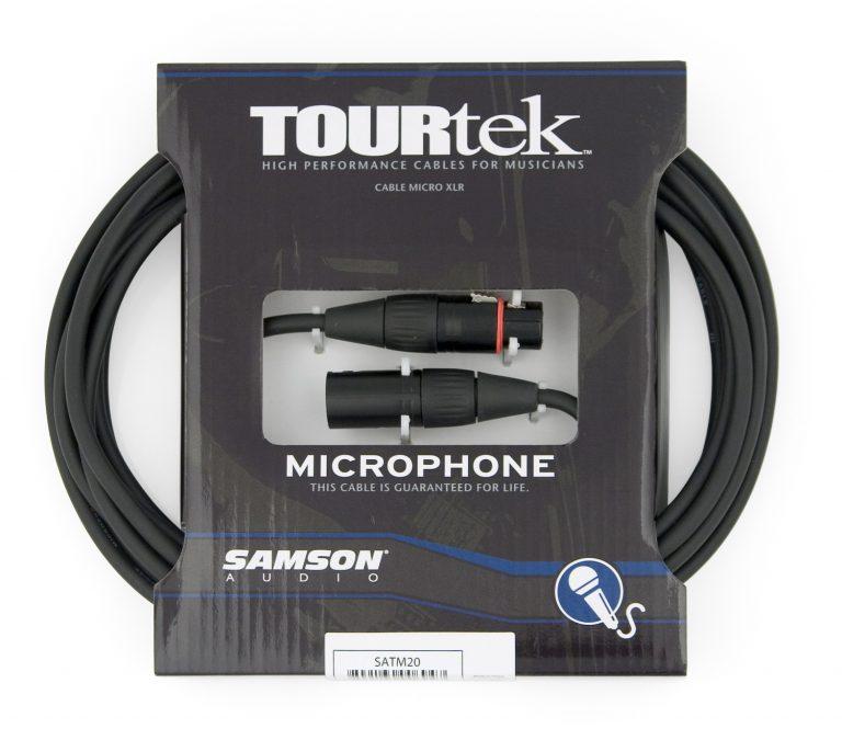 สายแจ็คไมค์ Samson TM-50 ขายราคาพิเศษ