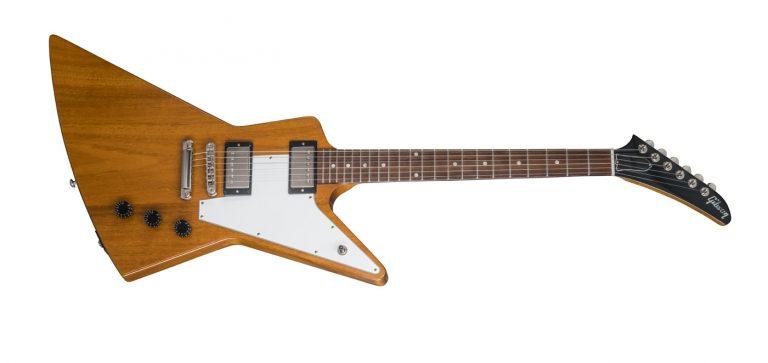 กีต้าร์ไฟฟ้า Gibson Explorer 2018 ขายราคาพิเศษ