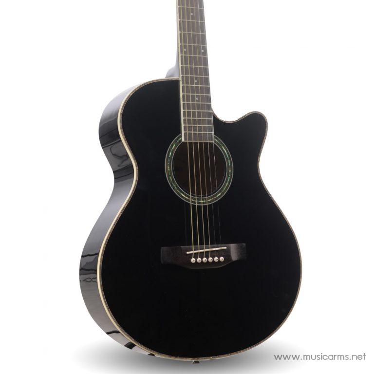 โปร่ง-Preme-G400-สีดำ ครึ่งตัวด้านข้าง ขายราคาพิเศษ