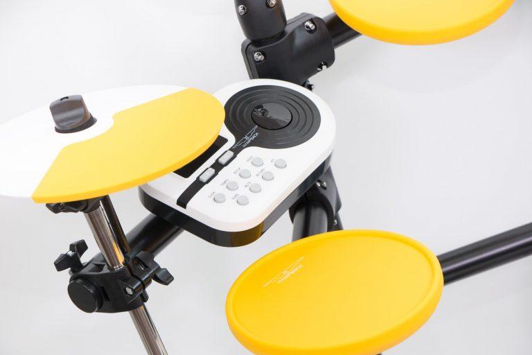 Hampback TD-PKS Yellow กลองไฟฟ้า ขายราคาพิเศษ