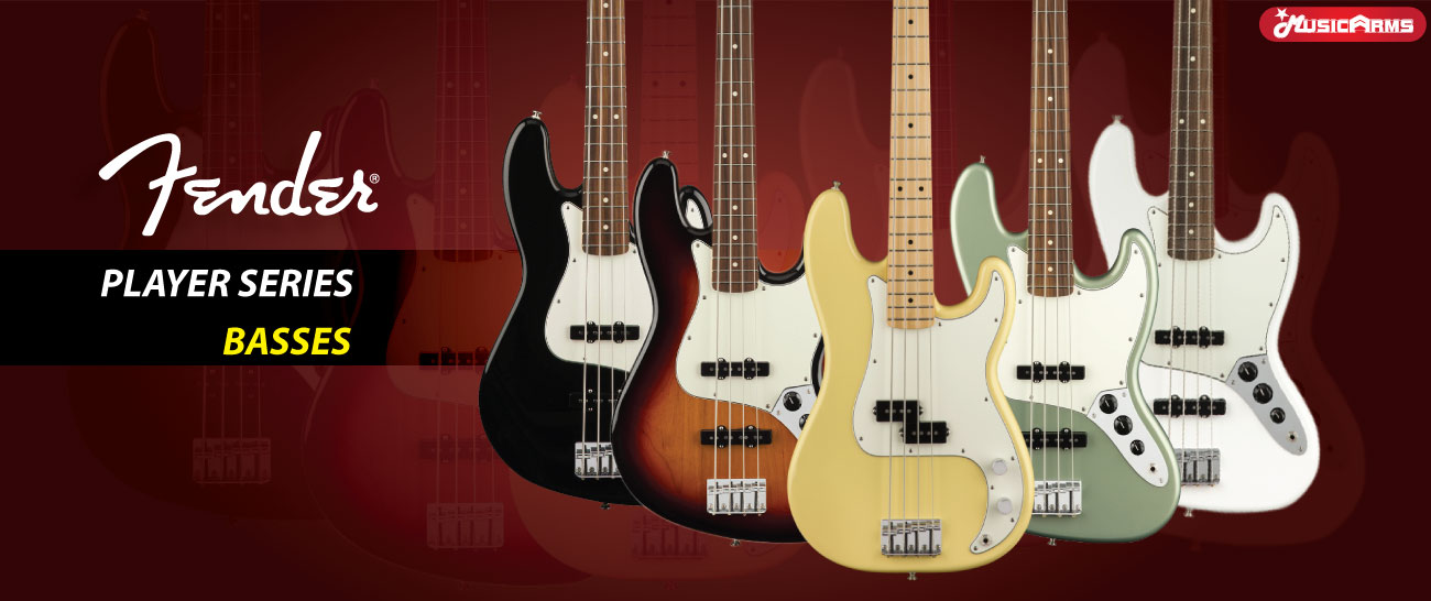 Fender Standard Precision Bass 4สาย