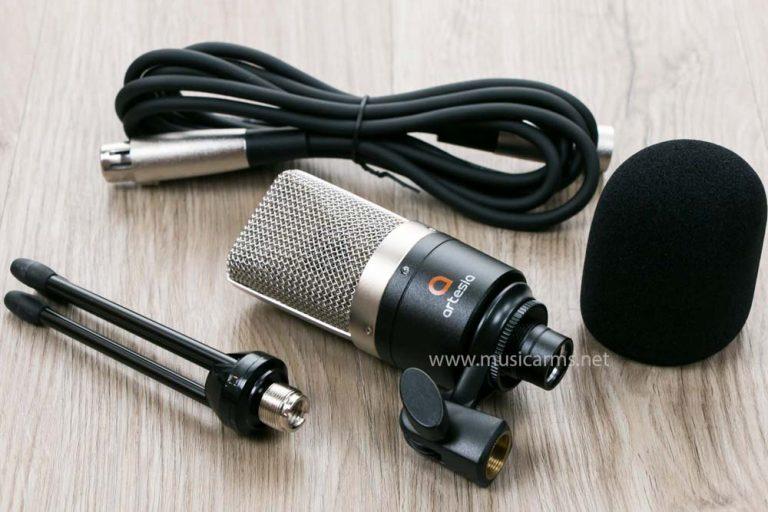 Artesia-AMC-10-Condenser-Microphone ขายราคาพิเศษ