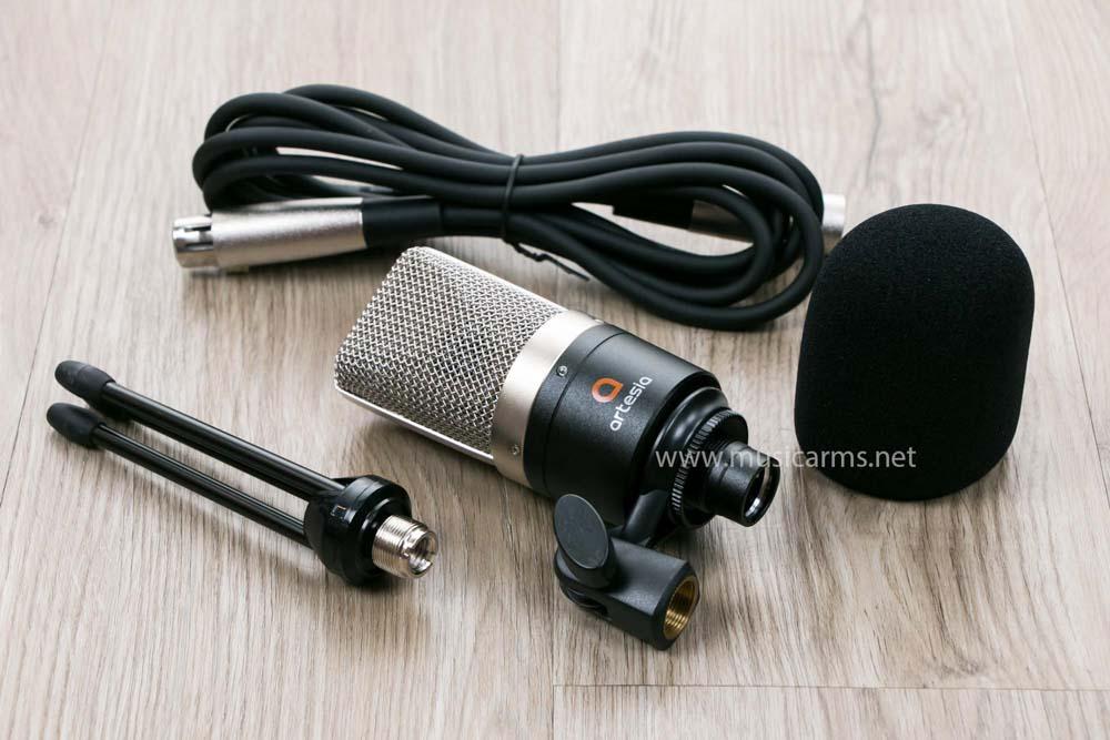 Artesia AMC-10 mic