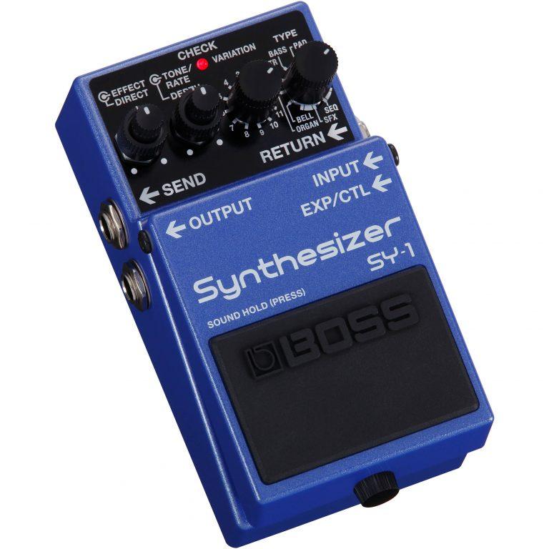 Boss SY-1 Synthesizer ขายราคาพิเศษ