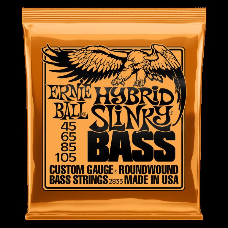 Ernie Ball Bass Hybrid Slinky .045-.105 ขายราคาพิเศษ