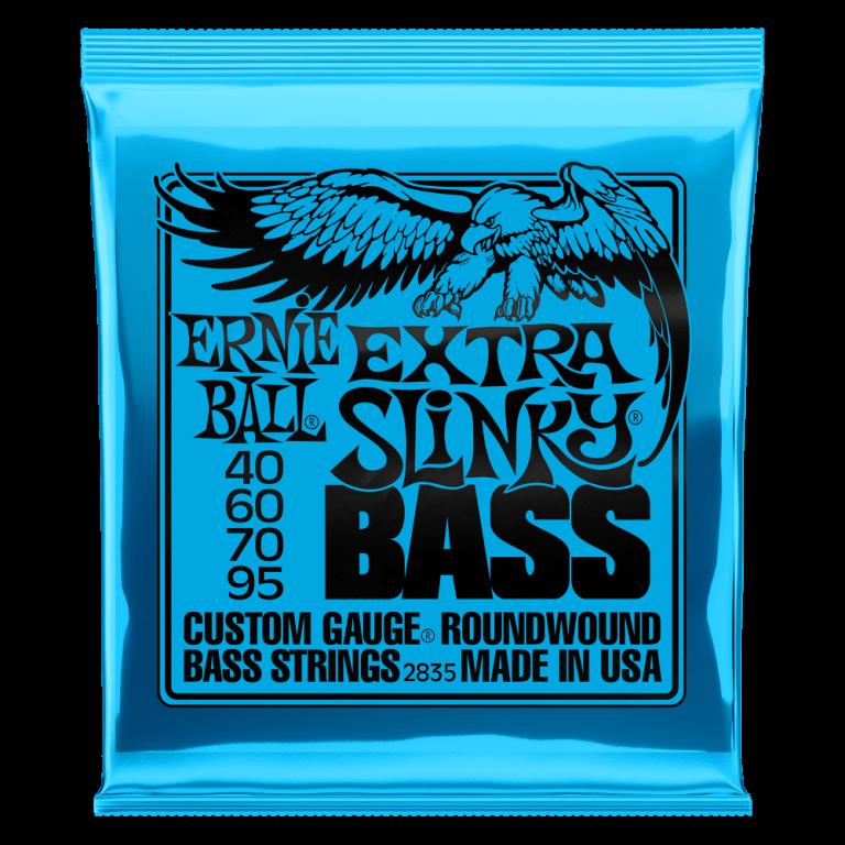 Ernie Ball Bass Extra Slinky P02835 ขายราคาพิเศษ