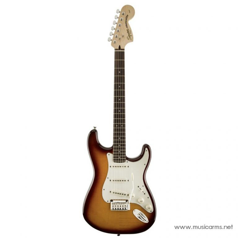 Face cover Squier Standard Stratocaster FlameFace cover Squier Standard Stratocaster Flame Maple Top Maple Top ขายราคาพิเศษ