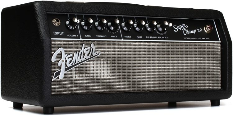Fender Super Champ X2 Head ขายราคาพิเศษ