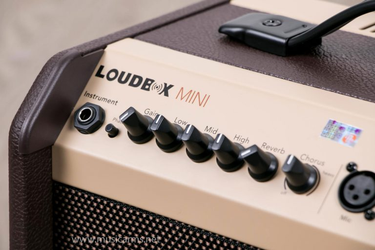 Fishman Loudbox Mini Bluetooth ขายราคาพิเศษ