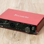 Focusrite Scarlett 4i4 3rd Gen Audio Interface ขายราคาพิเศษ