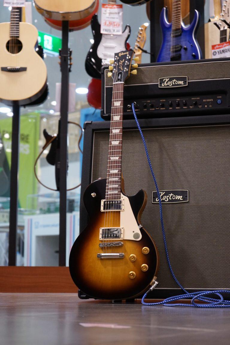 Showcase Gibson Les Paul Tribute