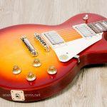Gibson Les Paul Tribute Satin Cherry Sunburst body ขายราคาพิเศษ