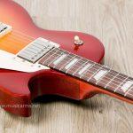 Gibson Les Paul Tribute Satin Cherry Sunburst neck ขายราคาพิเศษ
