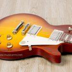 Gibson Les Paul Tribute Satin Honeyburst body ขายราคาพิเศษ