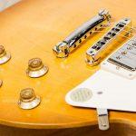 Gibson Les Paul Tribute Satin Ice Tea pickup ขายราคาพิเศษ