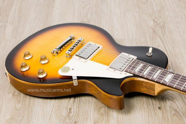 Gibson Les Paul Tribute Satin Tobacco Burst body ขายราคาพิเศษ