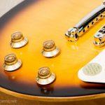 Gibson Les Paul Tribute Satin Tobacco Burst control ขายราคาพิเศษ