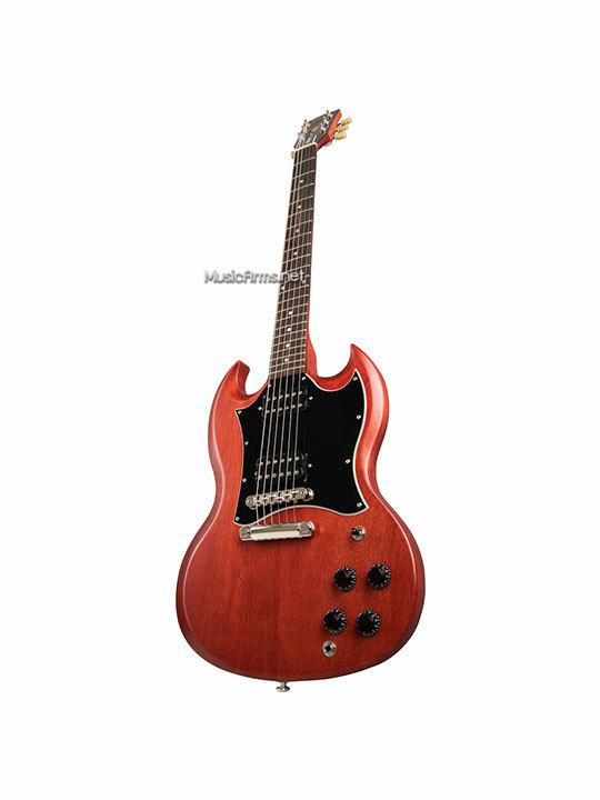 Gibson SG Tributeสีแดง ขายราคาพิเศษ