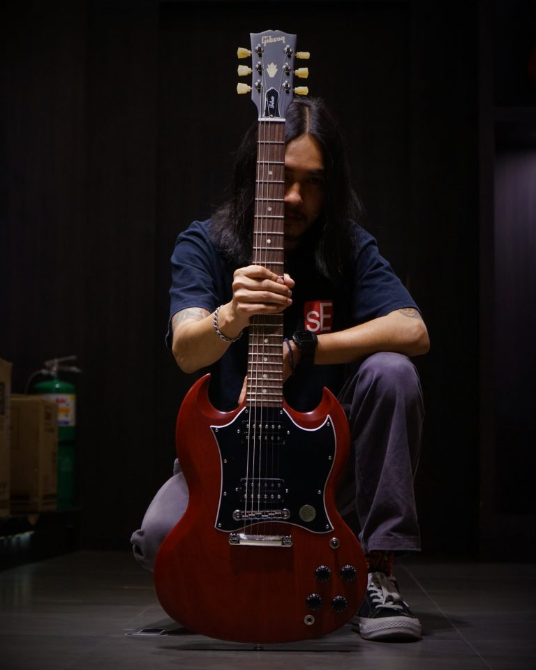 Showcase Gibson SG Tribute