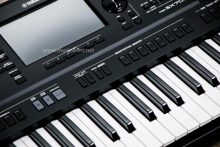 PSR-SX700 | Yamaha ขายราคาพิเศษ