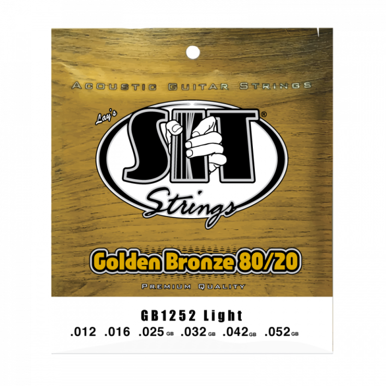 SIT GB1252  Golden Bronze 80/20 Light ขายราคาพิเศษ
