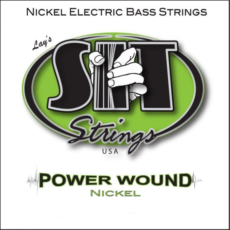 SIT NR40100L Powerwound Nickel Bass Custom Light ขายราคาพิเศษ