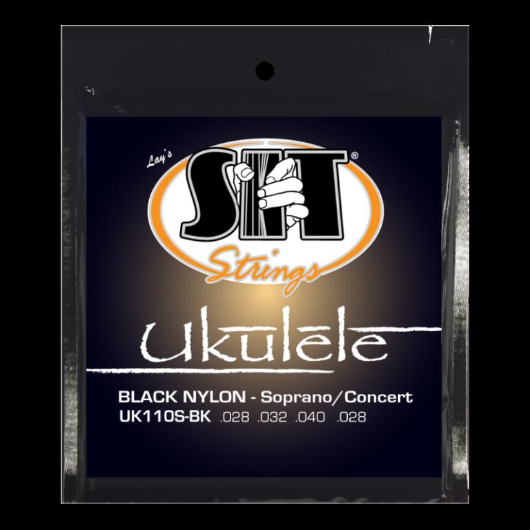 SIT UK110S-BK Ukulele Soprano ขายราคาพิเศษ