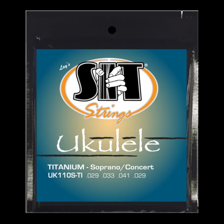 SIT UK110S-TI Ukulele Soprano ขายราคาพิเศษ