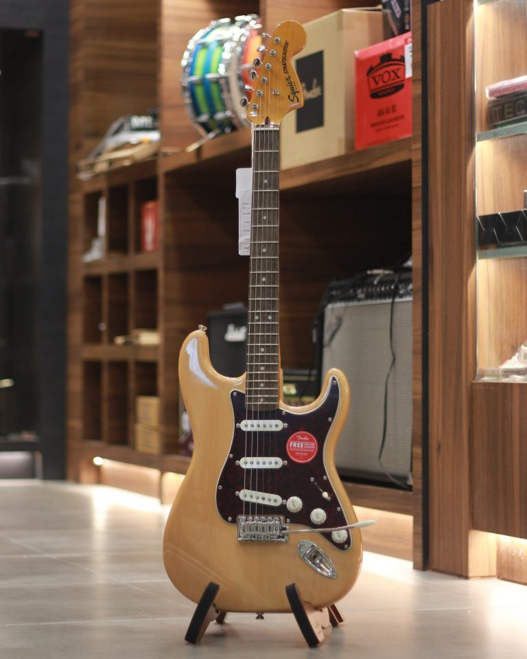 Showcase Squier Classic Vibe 70s Stratocaster HSS