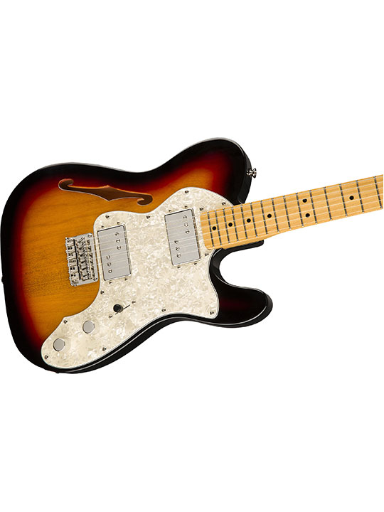Squier Classic Vibe 70s Telecaster Thinlineซัน