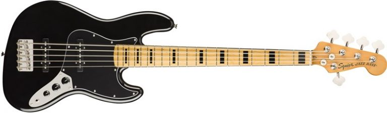 Squier Classic Vibe Jazz Bass 70s V 5 สาย ขายราคาพิเศษ