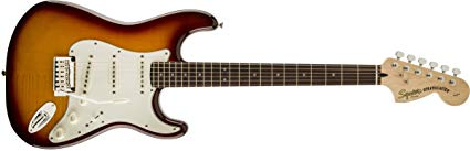 Squier Standard Stratocaster Flame Maple Top ขายราคาพิเศษ